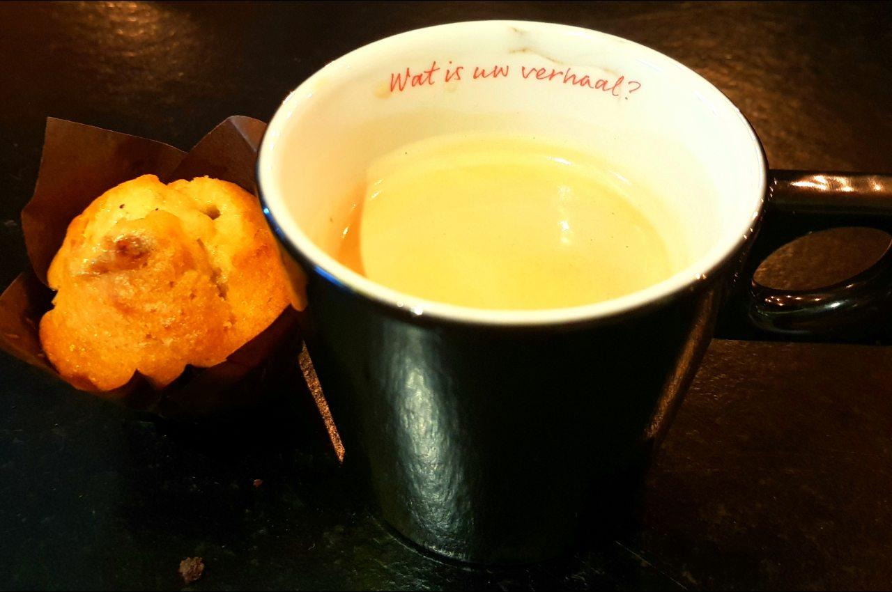 Droom Durf Doe - een kop koffie doen en kennismaken?