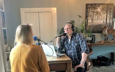 Een gesprek over mijn boek met Roelof Hemmen – een echte radio- en televisiemaker